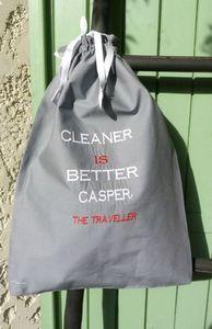 sac Casper brodé