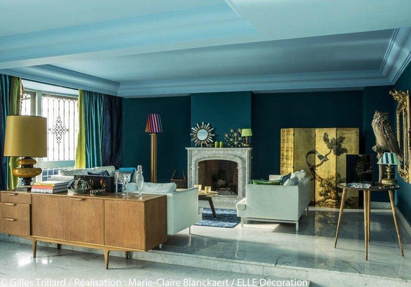 Grand-salon-bleu-vert-et-dore