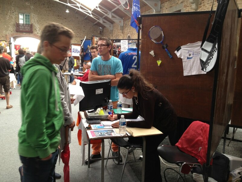 Forum des associations Avranches 2013 ABC