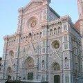 Façade du DÔME de Florence