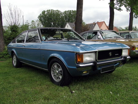 FORD Granada Ghia 2,6 Mark I Coupe 1972 1977 Ideale DS Achenheim 2010 1