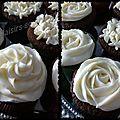 cupcakes shoko bons topping vanille