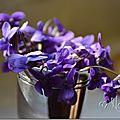 Ma ♪♫♪ violette ♪♫♪ …