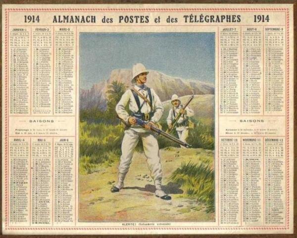 CALENDRIER1914