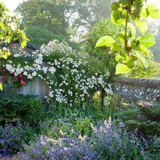 Le samedi c 39 est deco jardins anglais l 39 atelier d 39 ehaa for Deco jardin anglais