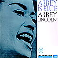Abbey Lincoln - 1959 - Abbey Is Blue (Riverside)