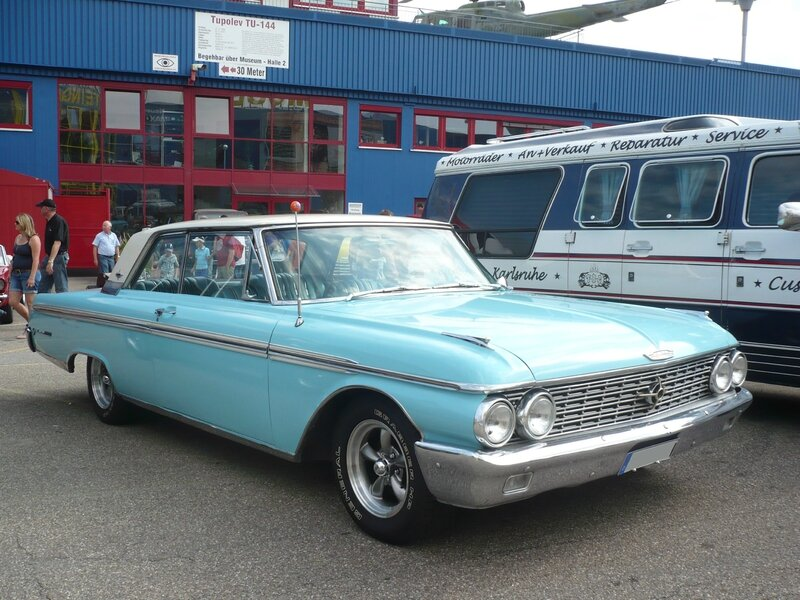 FORD Galaxie 500XL 2door hardtop Sinsheim (1)