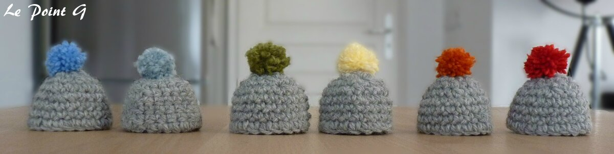 tutoriel de crochet pascale ou l 39 oeuf qui n 39 avait pas froid diy bonnet au crochet pour cr ne d. Black Bedroom Furniture Sets. Home Design Ideas
