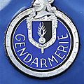 La Gendarmerie, victime de la rforme de lEtat et de lair du temps ?