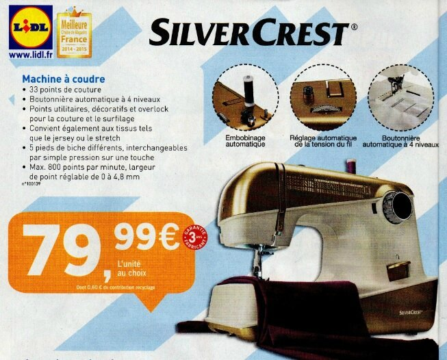 Silvercrest 15 avril 2015