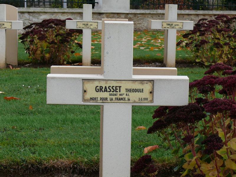 GRASSET Théodule