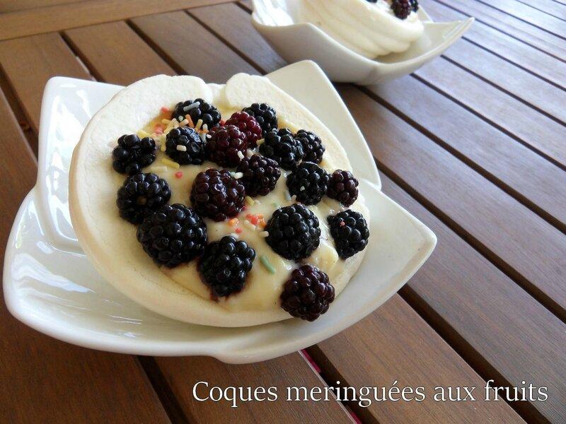 coques meringuées aux fruits1