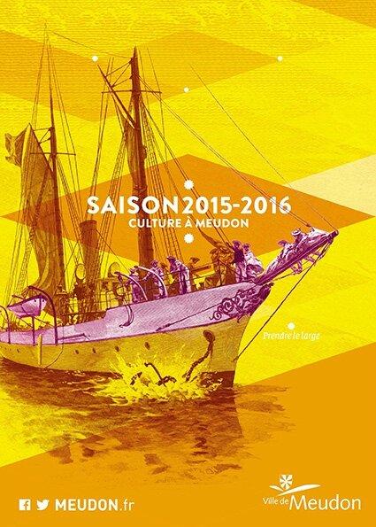 7 ième partenariat avec le CAC - Saison 2015 - 2016