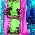 Jade Broquereau 4 ans