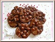 0086s - chocolate puddle cookies