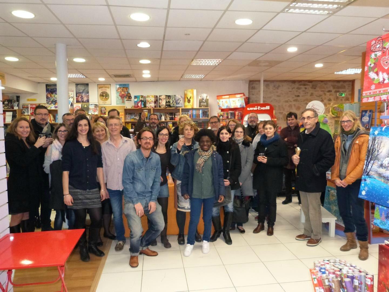 La librairie Lo Pais remercie ses bienfaiteurs pour avoir contribué à sa survie