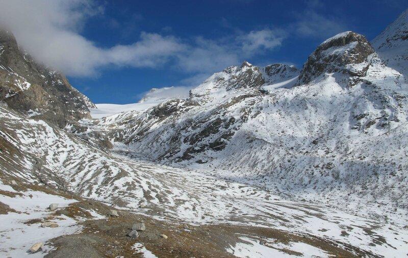 16- Glacier Rhêmes-Golette