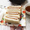 Sandwichs de porc tonkatsu