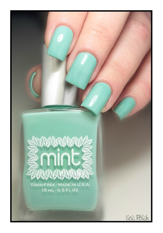Mint Polish Sois Polish
