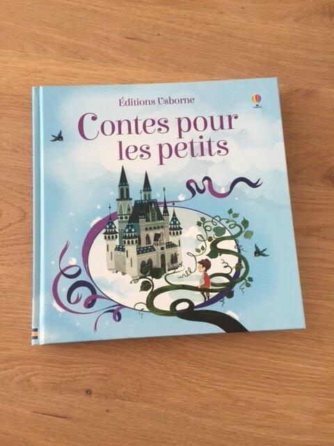 contes pour les petits éditions usborne