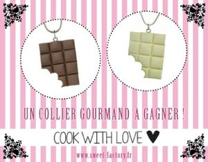 Concour Cook With Love & Sweet Factory
