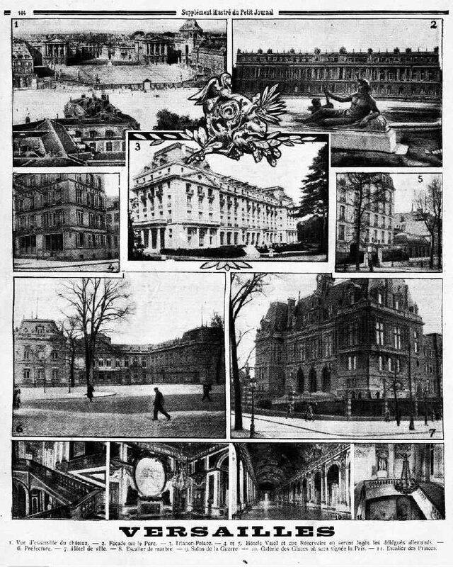 Versailles 04 03 1919