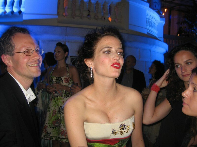 Cannes 2007 eva green golden pass
