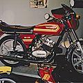A partir de 1985 les 175 fury - zundapp furent produites en inde