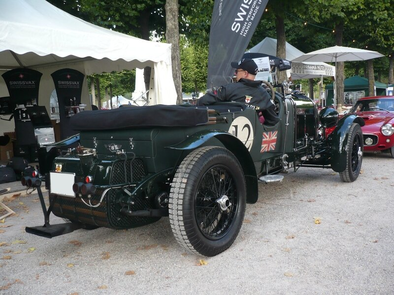 BENTLEY 4 1-2 Litre Vanden plas Open Tourer 1929 Schwetzingen (2)