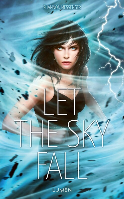 Let the sky Fall_Shannon Messenger