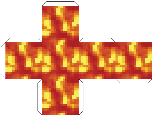 minecraft how to cancel lava