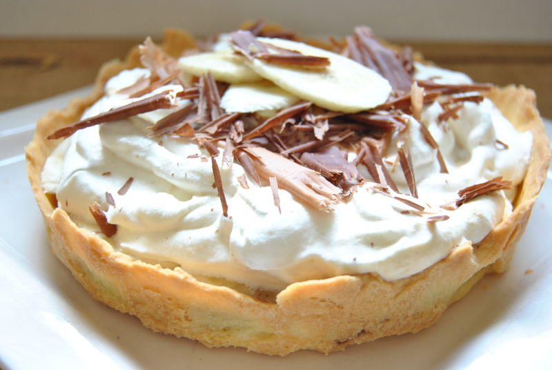 banoffee en version jamie oliver - my girly popottemistou
