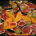 Poellée gourmande de fruits d'automne