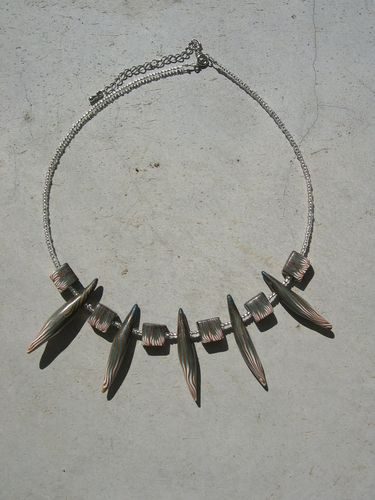 Collier Rayures