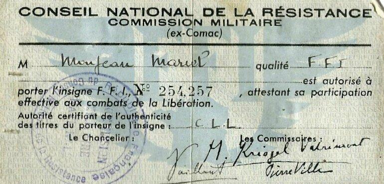 CNR-resistance Monjean police
