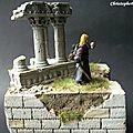 Boromir et Frodon à Amon Hen PICT6855