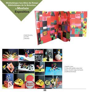 Catalogue expo Brest à Morlaix pop-up 2-74