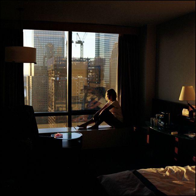 M city view