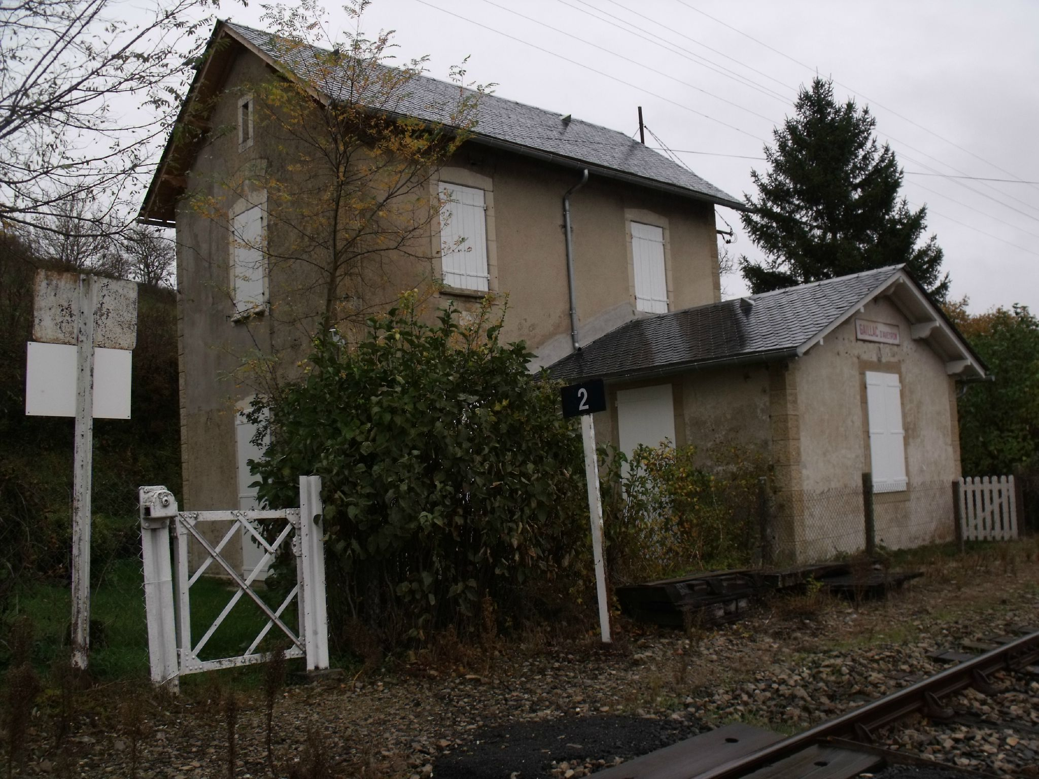 Gaillac-d'Aveyron (Aveyron - 12) 1