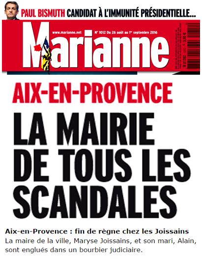 Marianne capture complète