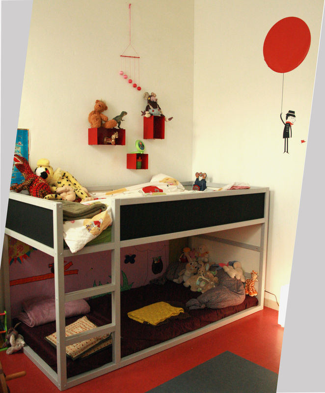 des id es pour am nager une chambre 2 enfants. Black Bedroom Furniture Sets. Home Design Ideas