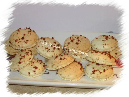 Macarons au foie gras 13