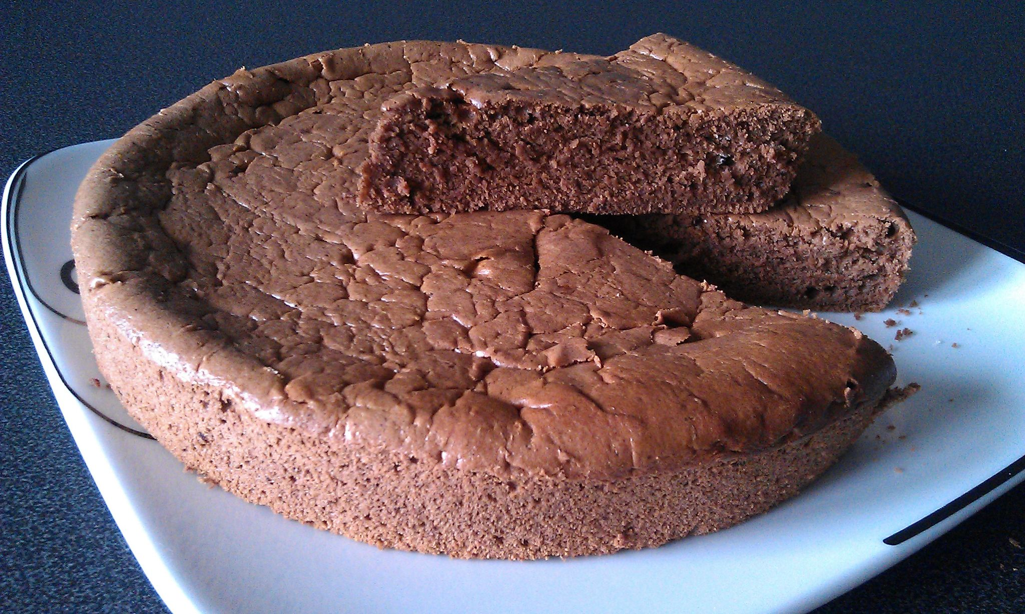 Gateaux au chocolat weight watchers