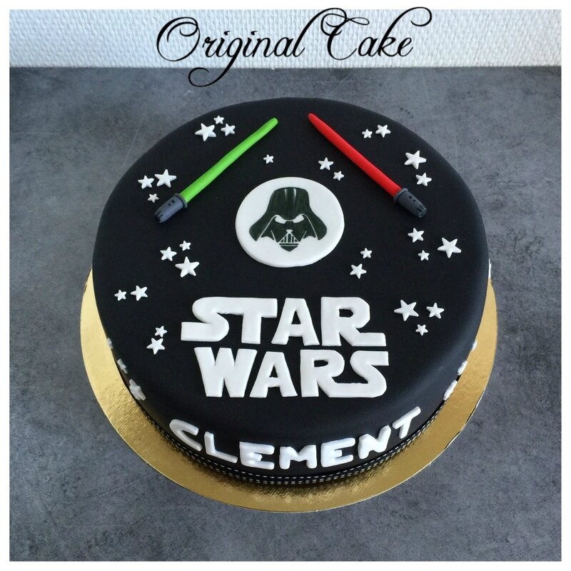 Gateau Pate A Sucre Wars 28 Images Gateau Wars Maitre