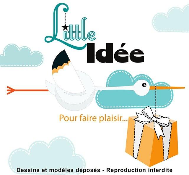 Cadeaux de Naissance - Little Idée Box de naissance - Fait main - Made in France - Little Curiosité