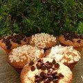 Petits gâteaux aux blancs d'oeufs