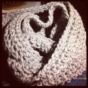 Snood gris