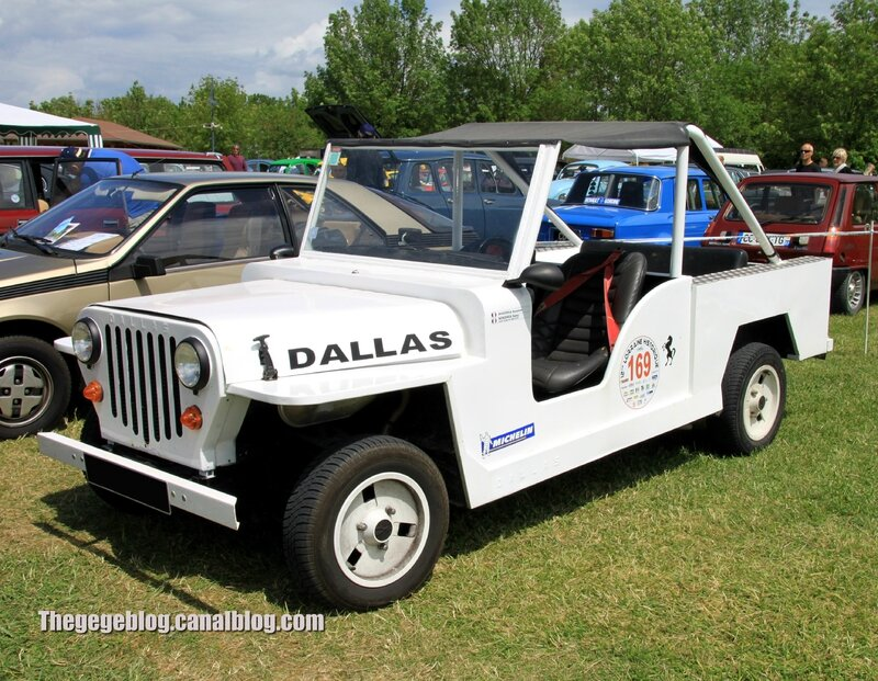 Jeep Dallas Grandin (1981-1998)(Retro Meus Auto Madine 2012) 01