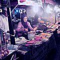 Bangkok : truc et astuces - les street food
