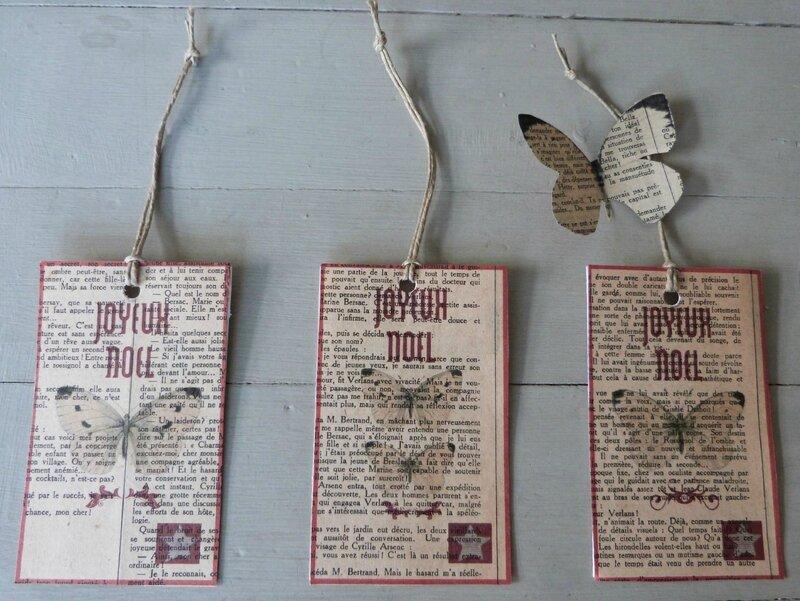 Etiquettes Joyeux Noel Papillons (53)